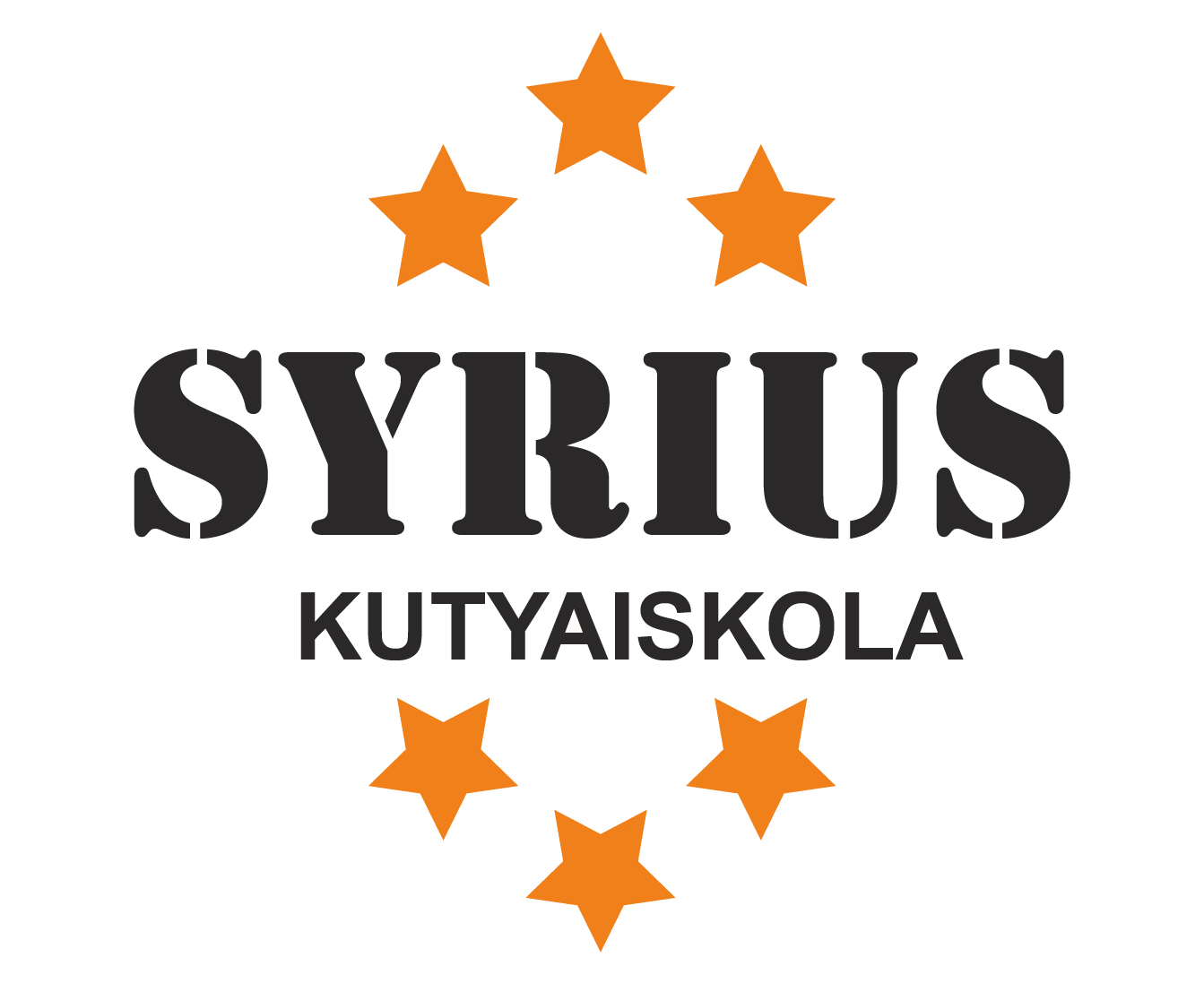 Syrius Kutyaiskola - logó